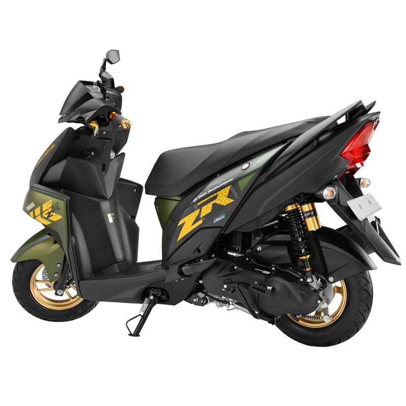 # Yamaha ZR Ray
