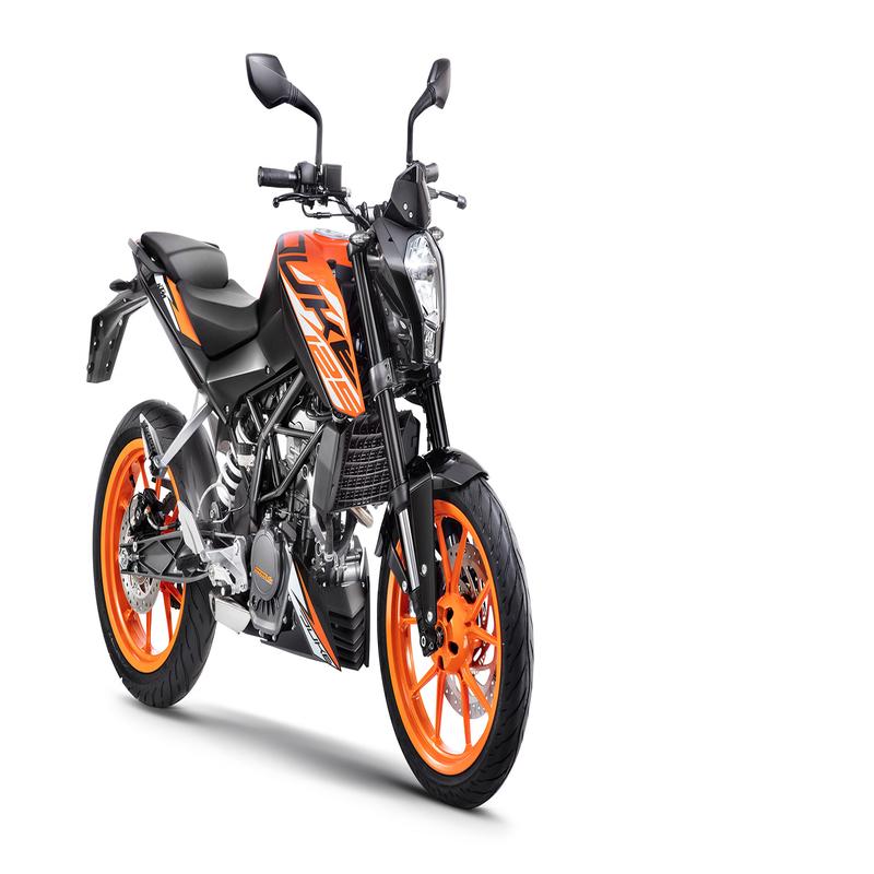 # KTM Duke  New Bike