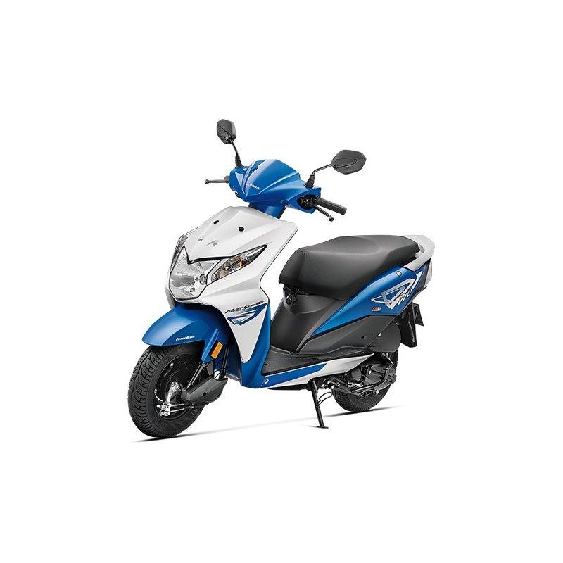 # Honda Dio Blue