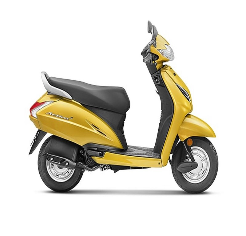 # Activa 5G yellow